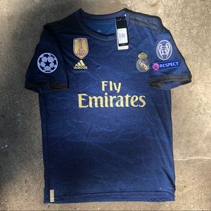 Real Madrid 19/20 Soccer Jersey